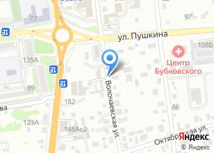 Компания «Волочайка» на карте