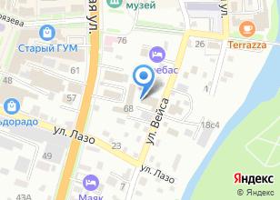 Компания «Lorader» на карте