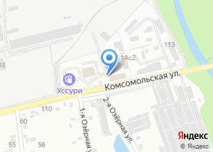 Компания «Штанга» на карте