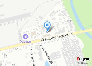 Компания «Грузомир» на карте