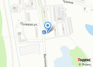 Компания «Fresh avto» на карте