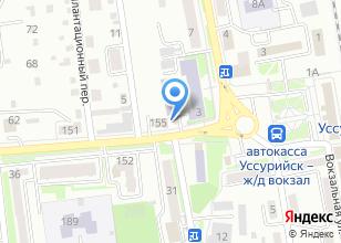 Компания «Автонародные» на карте