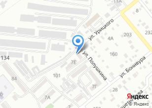 Компания «Автоподкова» на карте