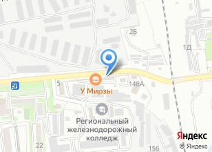 Компания «PRIMUS» на карте