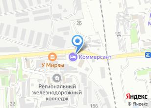 Компания «Митасу сервис» на карте