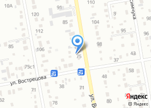 Компания «Ussur Avto» на карте