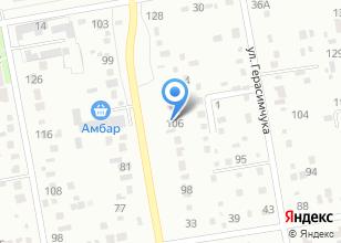 Компания «Движение» на карте