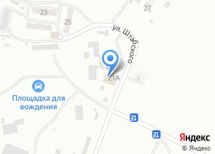 Компания «Паллада» на карте