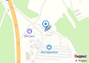Компания «Магазин шин и дисков» на карте