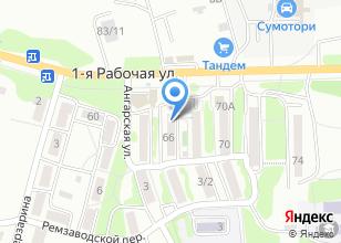 Компания «Почтовое отделение №71» на карте