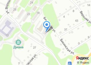 Компания «Отделение почтовой связи №14» на карте