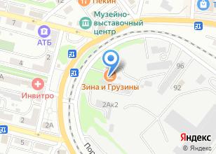 Компания «Электромонтаж-В» на карте
