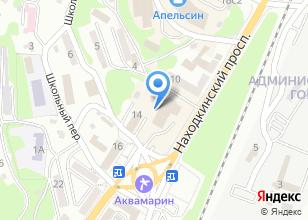 Компания «ПримьерВостокСтрой» на карте