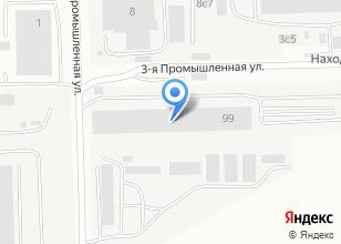 Компания «Российский стандарт» на карте