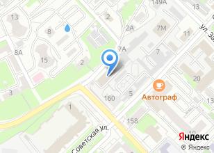 Компания «АйТи-Аптека-Сервис» на карте