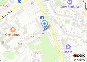 Компания «Центр автоматизации бизнеса» на карте