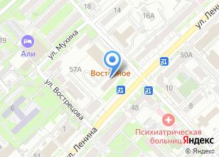 Компания «Пауэр Грид Инжиниринг» на карте