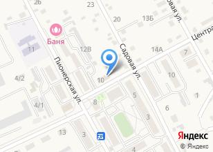 Компания «Persik» на карте