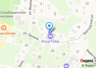 Компания «Банкомат ТрансКапиталБанк» на карте
