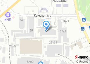 Компания «Парван» на карте