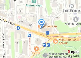Компания «Кудряшка» на карте