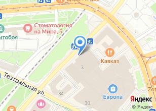 Компания «KIDMAN» на карте