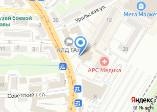 Компания «Колготки» на карте