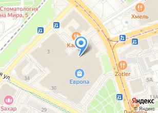 Компания «Ricosta» на карте