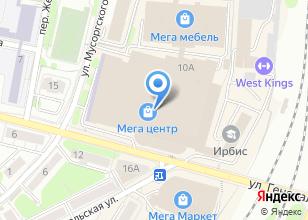 Компания «Mymi» на карте