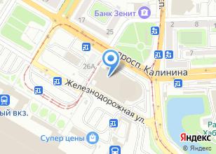 Компания «Магазин изделий из янтаря» на карте