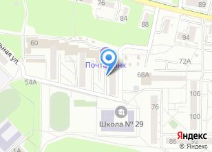 Компания «Прибалтийские зори» на карте