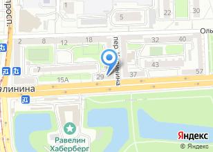 Компания «Мастерская по ремонту обуви на проспекте Калинина» на карте