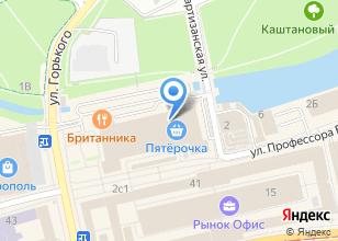 Компания «Mishka» на карте
