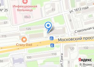 Компания «Суперцены» на карте