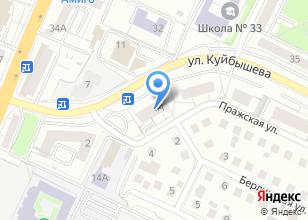 Компания «Мама и я - детские магазины и интернет магазин» на карте