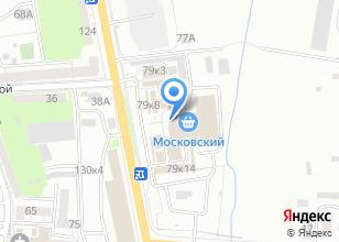 Компания «Мирабелла» на карте