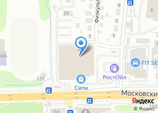 Компания «kari» на карте