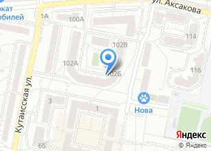 Компания «Василёк» на карте
