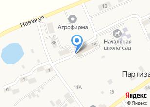 Компания «Багратионовская звезда» на карте