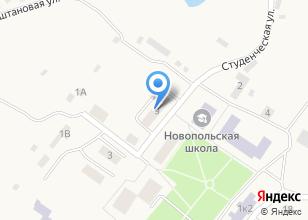 Компания «Пансионат для пожилых людей гармония» на карте