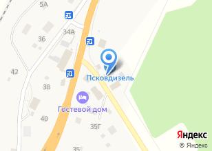 Компания «Автозапчасти для иномарок» на карте