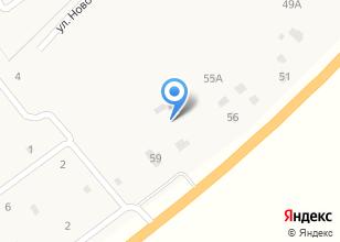 Компания «Каськово» на карте
