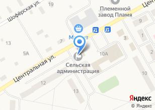 Компания «Мои документы» на карте