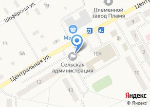 Компания «Почтовое отделение №188358» на карте