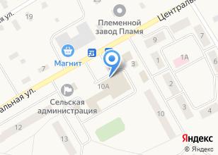 Компания «Сяськелевский информационно-досуговый центр, МКУ» на карте