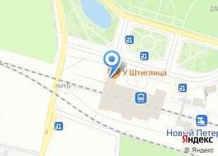 Компания «Новый Петергоф» на карте