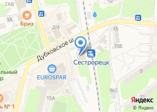 Компания «Сестрорецк» на карте