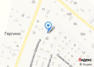 Компания «Строящийся жилой дом по ул. Золотые Ключи пос (Золотые Ключи коттеджный пос)» на карте