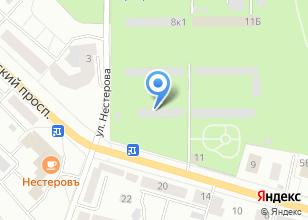 Компания «Гатчинские оранжереи» на карте