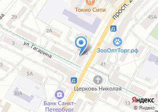 Компания «BOTANIQUE» на карте